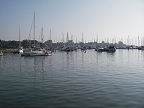 Lymington Moorings, Hampshire